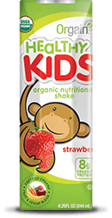 Healthy Kids Organic Nutritional Shake Strawberry