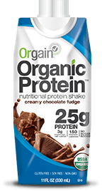 Organic 25g Protein Nutritional Shake Smooth Chocolate